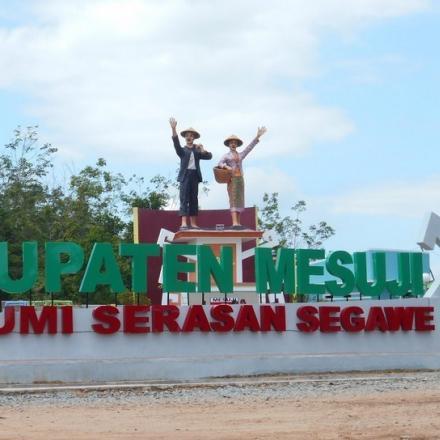 Sejarah Kabupaten Mesuji